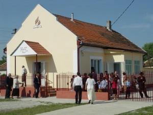 Biserica Adventista Sacalaz