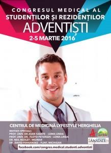 afis congres medicinist 2016